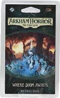 Arkham Horror: Where Doom Awaits Mythos Pack