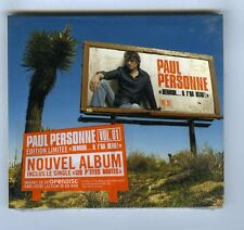 PAUL PERSONNE CD ( NEW) DEMAIN, IL F'RA BEAU/VOL. 1