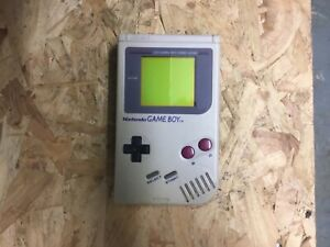 Nintendo Game Boy Gameboy FAT 1989