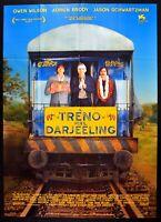 M223 Manifesto 4F Train for the Darjeeling Wes Anderson Adrien Brody Owen Wils