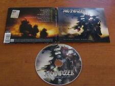JAG PANZER MECHANIZED WARFARE CD DIGIPACK 2001 HEAVY METAL LIEGE LORD ICED EARTH