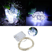 40 LED 4M Guirlande Gypsophila Fée Lampe Eclairage Arbre Noël Mariage Jardin