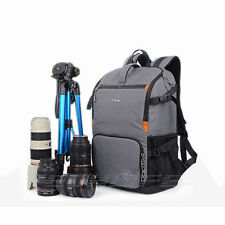 DSLR Camera Backpack Photography Oxford Multi-functional Anti-shock Travel Bag