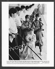 Photo~ 3 NINJAS KICK BACK ~1994 ~Max Elliott Slade ~Sean Fox ~Evan Bonifant ~CS