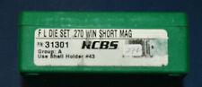 RCBS 270 W.S.M.-FL 2-Die Set-(31301)-new old stock
