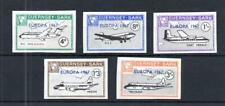 GUERNSEY-SARK EUROPA 1967 SET UNMOUNTED MINT IMPERFORATE