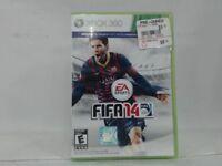 FIFA 14 Xbox 360 Complete CIB w/ Box, Manual Stickers on Game