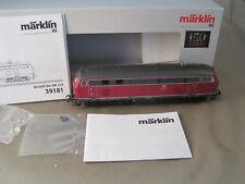 Märklin H0 39181 BR 218 215-2 mfx   digital OVP    + Anleitung