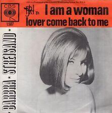 7inch BARBRA STREISANDI am a womanHOLLAND  1964 EX/WOC  (S2722)
