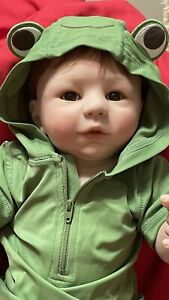 """LONG SOLD OUT & RETIRED """"Luke"""" By Laura Tuzio-Ross Masterpiece Galleries ALL BOY"""