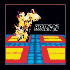 ELECTRIC SIX - FIRE NEW CD
