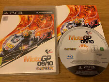Jeu Moto Gp 09/10 Capcom Grand Prix Version Française Ps3 playsation 3 Sony