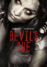 Devils Due (DVD, 2014) Zach Gilford, Allison Miller  ***Brand NEW!!***