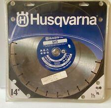 New Husqvarna 542773481 14 Qh5 Cured Concrete Blade