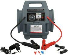 Eufab Power-Pack 300A / 600A Starthilfe Energiestation 18 bar Kompressor 16643