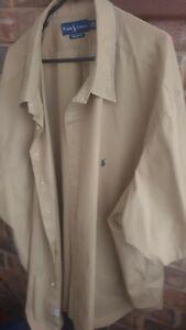 Ralph Lauren 6XB Mens Short Sleeve Shirt