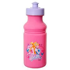 17.3 Fluid Ounces Love To Sparkle Disney Princess Pink BPA FREE Drinking Bottle