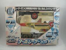 '89 Bandai Japan Sentai Turboranger Turbo Laser Set Pre Power Rangers Morpher