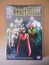 CLANDESTINE n°0 Zero - Marvel Italia Raro!!  [G694]