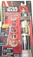 Star Wars Lite Force Project-A-Lite 2 in 1 Flashlight Toy Disney