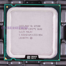 Intel Core 2 Quad Q9500 SLGZ4 CPU Processor 1333 MHz 2.83 GHz LGA 775/Socket T
