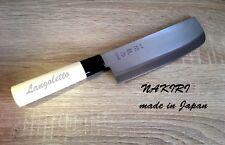 Coltello Originale Cucina Giapponese Nakiri  SEKIRYU acciaio INOX Verdure Radici