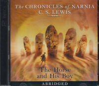 The Horse and His Boy C S Lewis 2 CD Audio Book Chronicles Of Narnia FASTPOST