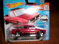 VOLKSWAGEN CADDY - HOT WHEELS - SCALA 1/55