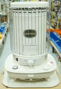 NEW MODEL Corona Kero Kerosene Heater SL-66 White Genuine Made in Japan 6.59KW