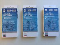 SIEMENS / BOSCH  3 x 3  Entkalkungstabletten 2 in 1  3 Original-Pack 00311819