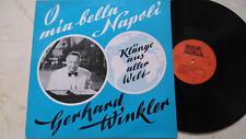 GERHARD WINKLER O Mia Bella Napoli EUROPHON*MINT*