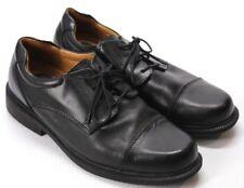 Croft & Barrow Men's Leather Oxford Dress Shoes Size 8 Wide