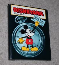 "New: Vintage Disneyana Collectible Book('74)""Disneyana""Cecil Munsey+Dust Jacket"