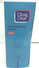 6 Packs Clean & Clear Oil Absorbing Sheets For Oily Skin, 50 Count Ai18-9