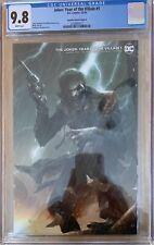 Joker: Year of the Villain 1 CGC 9.8 Mattina variant cover B