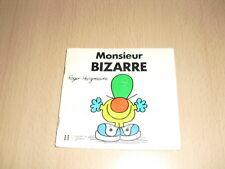 "Monsieur BIZARRE Roger Hargreaves Collection ""Bonhomme"""
