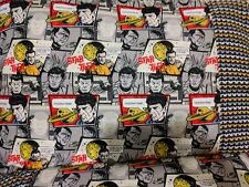 Star Trek pattern 100% new Cotton handmade Pillowcase one pair