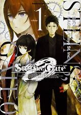 STEINS;GATE 0 (1) Japanese comic Manga anime game Chris