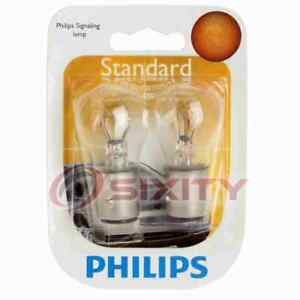 Philips Parking Light Bulb for Ford Aerostar Escort EXP Tempo 1986-1991 mm