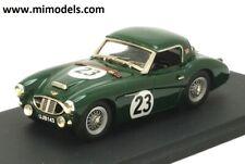AUSTIN HEALEY 3000 1960 Le Mans #23 Sears/Riley 1:43 white metal handbuilt