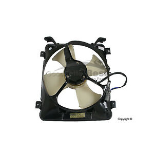 One New Performance Radiator A/C Condenser Fan Motor 610280 80160S04000