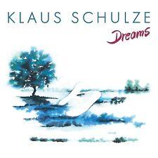 KLAUS SCHULZE - DREAMS (BONUS EDITION) DIGIPACK, 20S BOOKLET  CD NEW+