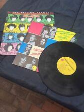 Rolling Stones Some Girls Uk 1978 CUN 39108 Vinyl Lp