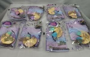 Lucky Fortune Cookie Blind Collectible w/ Bracelets 4 Sets Of 2 Brand New Sealed