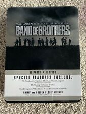 Hbo Tv Mini Series Band Of Brothers Dvd Collection Tom Hanks Steven Speilberg