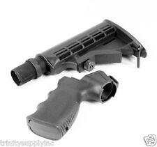 Mossberg 500 20 GAuge Tactical Shotgun Stock with Pistol Grip black
