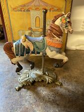 tobin fraley First Edition carousel horse