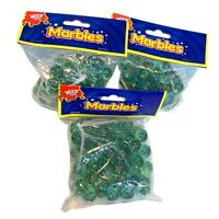 Glass Marbles Clear Coloured Marbles Kids Toys Vintage Traditional Games 400pcs