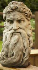 Gods Head or Zeus Statue British made Free Delivery Border Stoneware