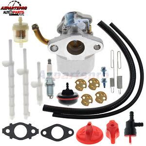 Carburetor For Briggs & Stratton Craftsman 536.881851 Snowblower 8.5HP Engines